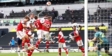 هفته سیوپنجم لیگ برتر انگلیس| تاتنهام فاتح دربی حیثیتی مقابل آرسنال