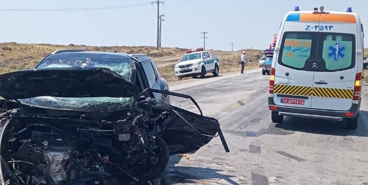 سانحه مرگبار رانندگی در محور تبریز- ارومیه