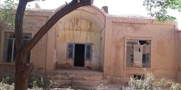 خانه تاریخی اعتضادی در روستای قوژد گناباد مرمت شد