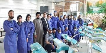 حضور گروههای جهادی در زندانها/ ارائه خدمات رایگان دندانپزشکی به زندانیان