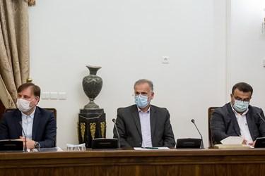 جلسه ستاد ملی هماهنگی و مدیریت تالاب های کشور