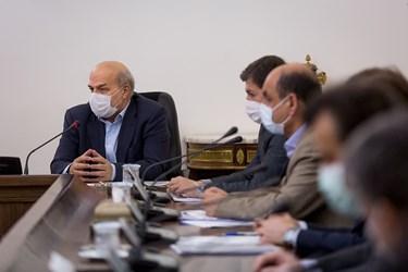 سخنرانی عیسی کلانتری رئیس سازمان محیط زیست در جلسه ستاد ملی هماهنگی و مدیریت تالاب های کشور
