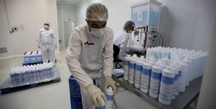 تولید ماده ضدعفونیکننده سطوح با بهرهگیری از ذرات مس در کشور