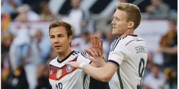 قهرمانی آلمان در جام جهانی برزیل 6 ساله شد