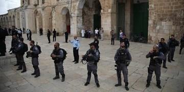 تشدید درگیری در بیتالمقدس؛ مسجد الاقصی در محاصره کامل نظامیان صهیونیست