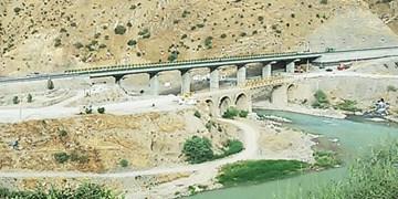 فیلم| اتفاق عجیب برای یک پل در اتوبان تهران - پردیس