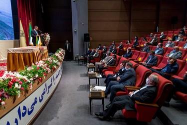 مراسم امضای تفاهمنامه همکاری میان راهآهن جمهوری اسلامی ایران و شرکت هلدینگ تایدواترخاورمیانه