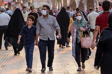 کودکان هم باید ماسک بزنند
