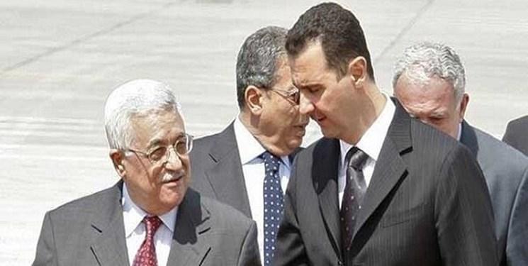 خبرگزاری رسمی فلسطین از محتوای نامه بشار اسد به محمود عباس پرده برداشت