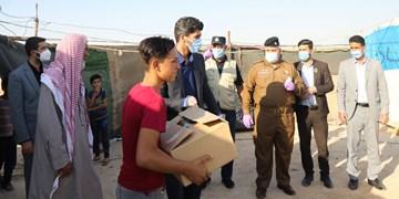 آستان امامین عسکریین (ع) بیش از ۶۰ هزار بسته غذایی توزیع کرد