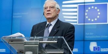 اروپا: تعویق انتخابات فلسطین عمیقاً ناامید کننده است