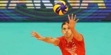 پاسور تیم ملی والیبال بلغارستان به کرونا مبتلا شد
