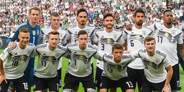 آلمان میزبان ترکیه و جمهوری چک می شود