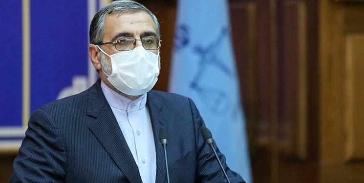 علت عدم انتشار مستندات جرایم 3 اعدامی از زبان سخنگوی دستگاه قضایی