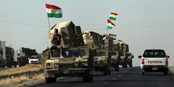 ایجاد خط دفاعی پیشمرگه عراق برای توقف پیشروی نیروهای ترکیه