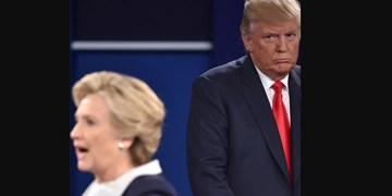کلینتون درباره تن ندادن ترامپ به شکست در انتخابات هشدار داد