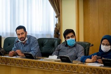 حضور خبرنگاران در نشست خبری علی ربیعی سخنگوی دولت