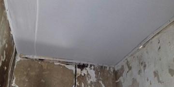 بازسازی منازل مناطق محروم کوی سجادیه اراک به همت گروههای جهادی ماشینسازی
