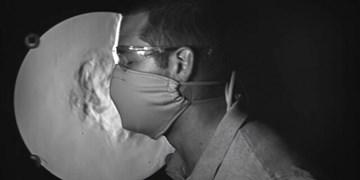 قابلمهای که ماسک  N۹۵  را ضدعفونی میکند