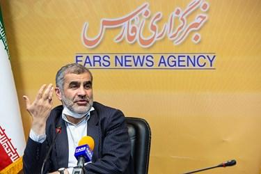 علی نیکزاد نائب رئیس مجلس در خبرگزاری فارس