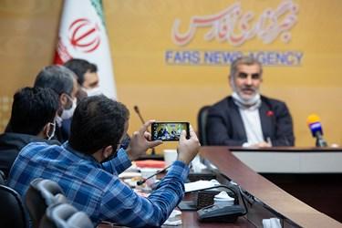 علی نیکزاد در خبرگزاری فارس