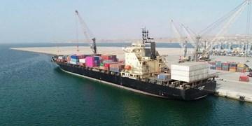 سومین کشتی ترانزیتی افغانستان از طریق بندر چابهار عازم هند شد