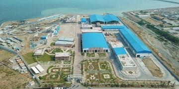 فاز ۲ بزرگترین آبشیرینکن کشور آماده افتتاح + فیلم