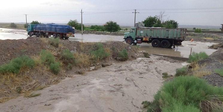 سیلاب ۵۰۰ میلیارد ریال به راههای خراسان جنوبی خسارت زد