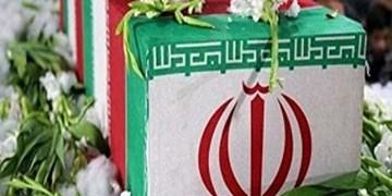 تفحص پیکر مطهر سه شهید در منطقه چنگوله «مهران»
