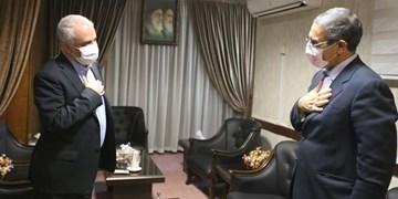 پیگیری مشکلات جامعه ایثارگری کهگیلویه و بویراحمد با رئیس بنیاد شهید کشور