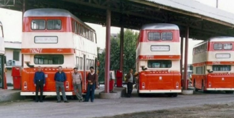 موزه اتوبوسهای قدیمی در پایتخت راه اندازی میشود+ عکس