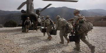 شمار نظامیان آمریکایی در افغانستان به 2500 نفر کاهش یافت
