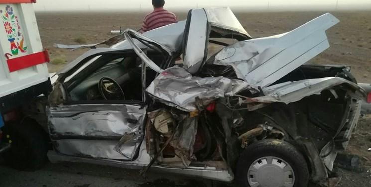 تکرار برخورد پژوها در جاده یاسوج- شیراز این بار با 2 کشته