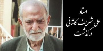 علی شریف کاشانی از شاعران آیینی کشور درگذشت