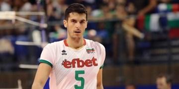 مدافع بلغار به تیم والیبال پاریس پیوست