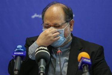 نشست خبری محمد شریعتمداری وزیر تعاون، کار و رفاه اجتماعی