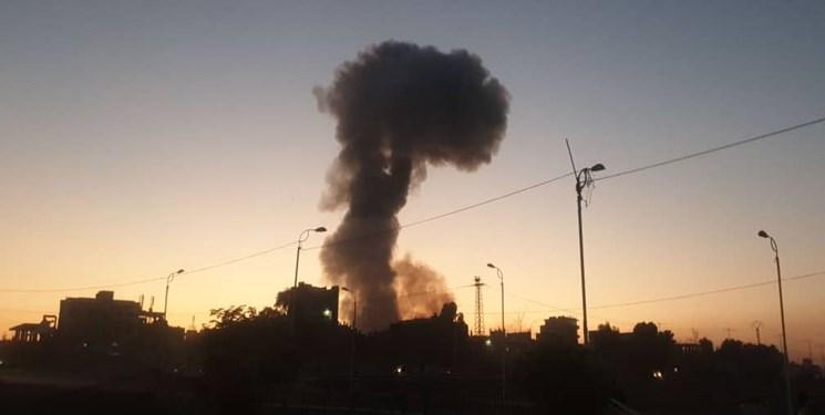 وقوع انفجار در مقر شبهنظامیان مورد حمایت آمریکا در شمال شرق سوریه