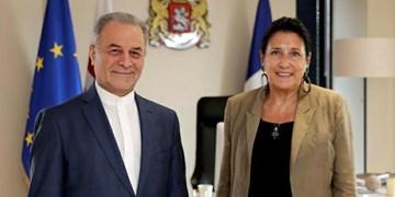 قوام شهیدی مداخله آمریکا در مناسبات ایران و گرجستان را غیرقابل قبول خواند