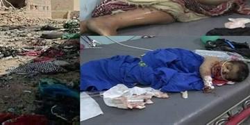 کشته شدن یک کودک در حمله نیروهای سعودی به شمال یمن