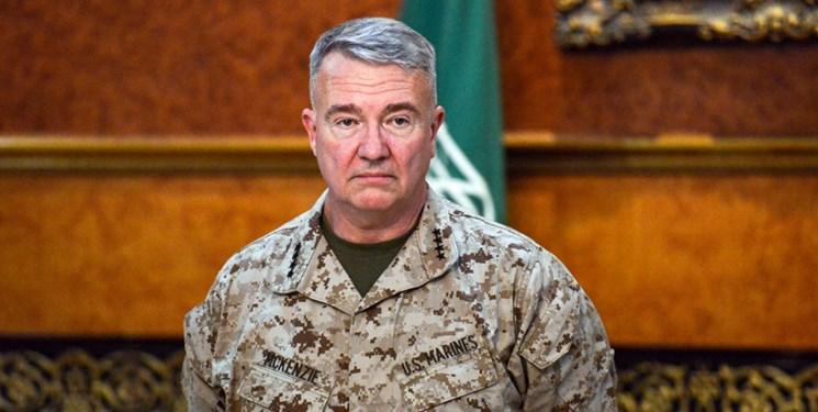 فرمانده تروریستهای سنتکام: ایران مانند گذشته تهدیدآمیز است