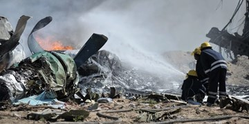 سقوط هواپیمای شناسایی در ترکیه 7 کشته برجای گذاشت