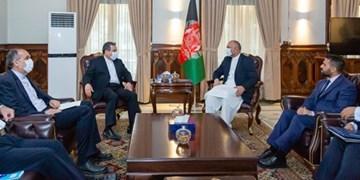 صلح افغانستان و تقویت همکاریهای مرزی؛ محور دیدار «عراقچی» و «اتمر»