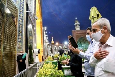روز زیارتی مخصوص امام رضا علیه السلام
