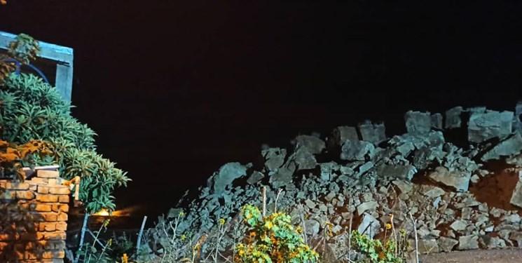 علت رانش وریزش کوه در منصورآباد شیراز مشخص شد
