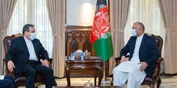 عراقچی در دیدار با اتمر اعلام کرد: آمادگی ایران برای کمک به دولت افغانستان برای پیشبرد روند صلح