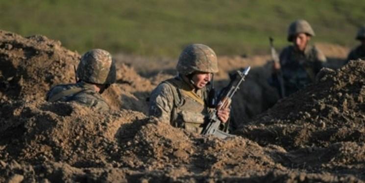 درگیری مرزی جمهوری آذربایجان و ارمنستان از سرگرفته شد