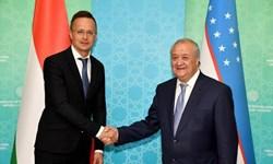 سرمایهگذاری محور دیدار مقامات ازبکستان و مجارستان
