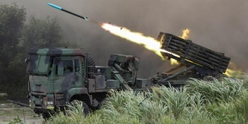 عکس   تایوان در بحبوحه تنش با چین، رزمایش نظامی برگزار کرد