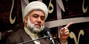 سخنرانی ریاضت در برنامه دحوالارض حرم عبدالعظیم حسنی/ پخش زنده از شبکه قرآن