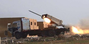 ترکیه مواضع ارتش سوریه در استان ادلب را با توپخانه هدف قرار داد